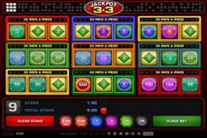 Jackpot 3x3 Slot -732675