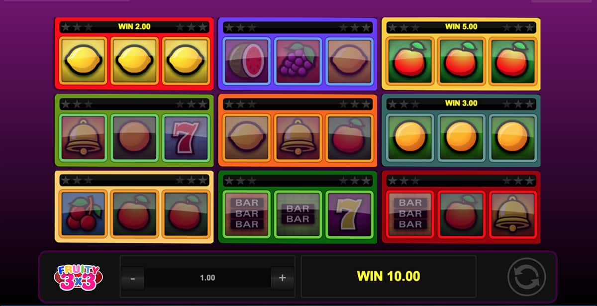Jackpot 3x3 -326786