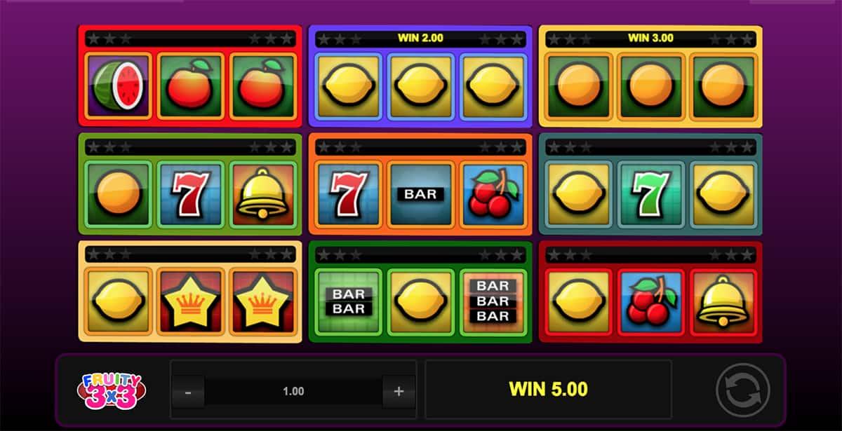 Jackpot 3x3 Slot -569360