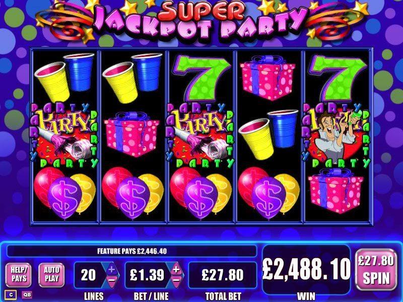 Jackpot Party Free -754799