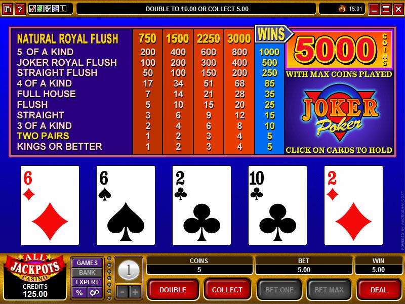 Joker Poker -842814