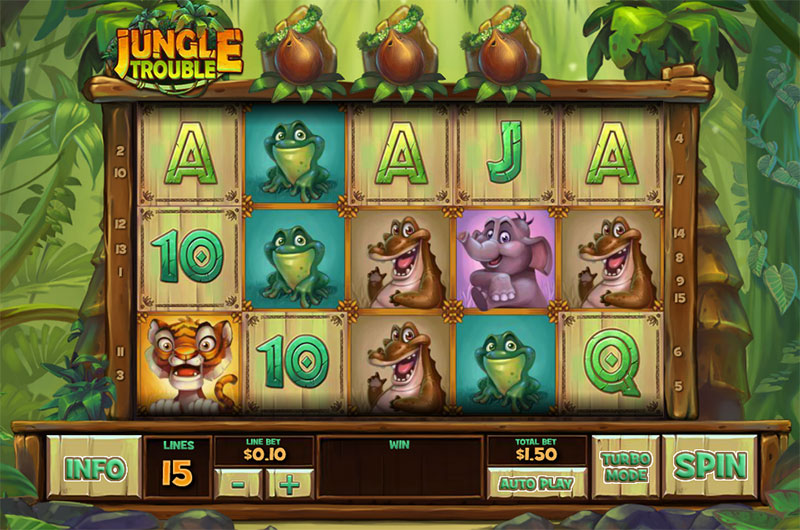 Jungle Games Slot -816206