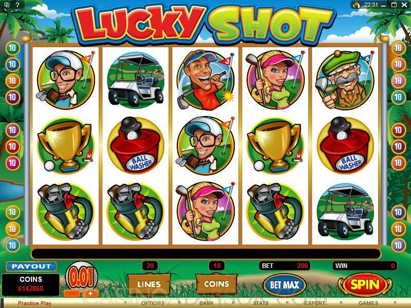 Lucky Shot -233837