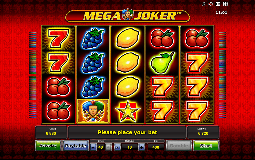 Mega Joker Slot -271505