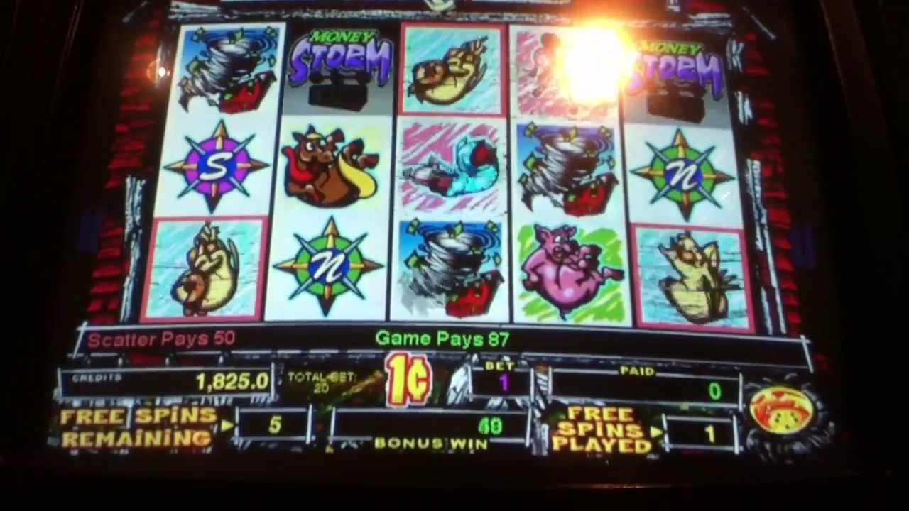 Money Storm -473934