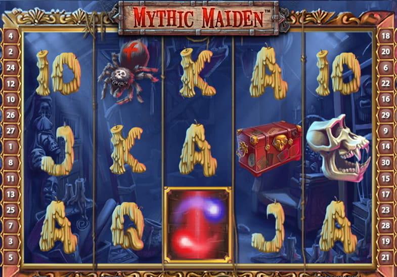 Mythic Maiden -437481