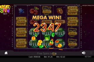 Ninja Fruits Slot -84470