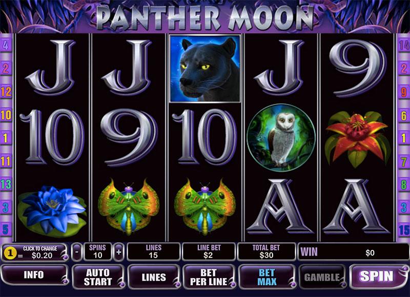Panther Moon Slot -147744