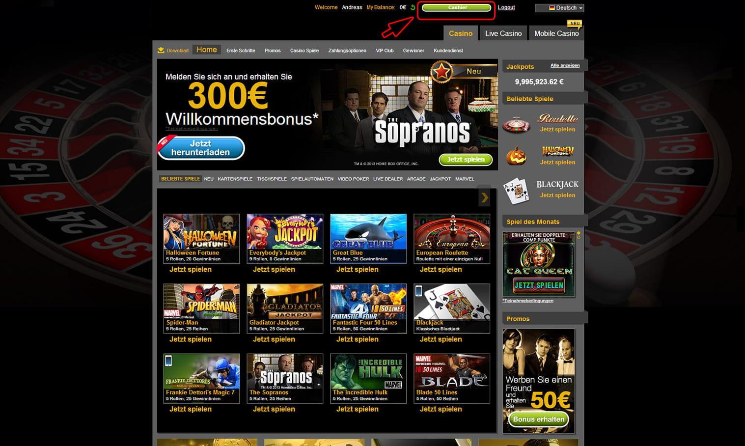 Paysafecard Casino Bonus -254181
