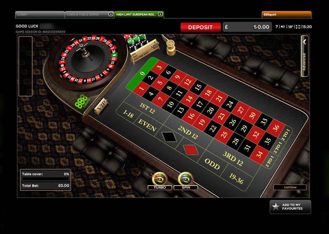 Play at Limit -247356