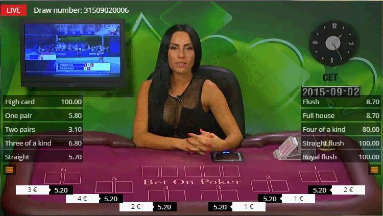 Poker Game -438358