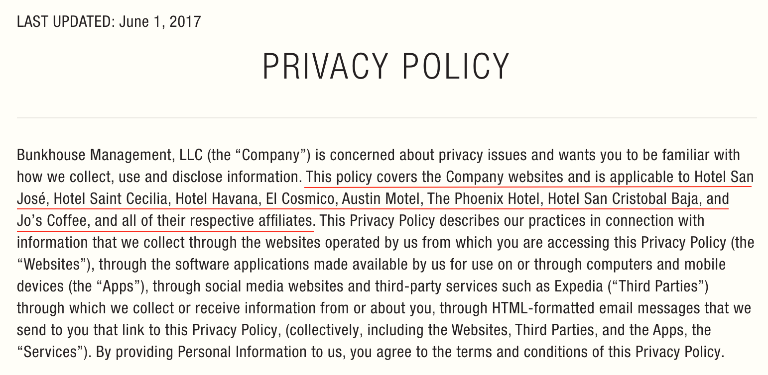 Privacy Policy -957293