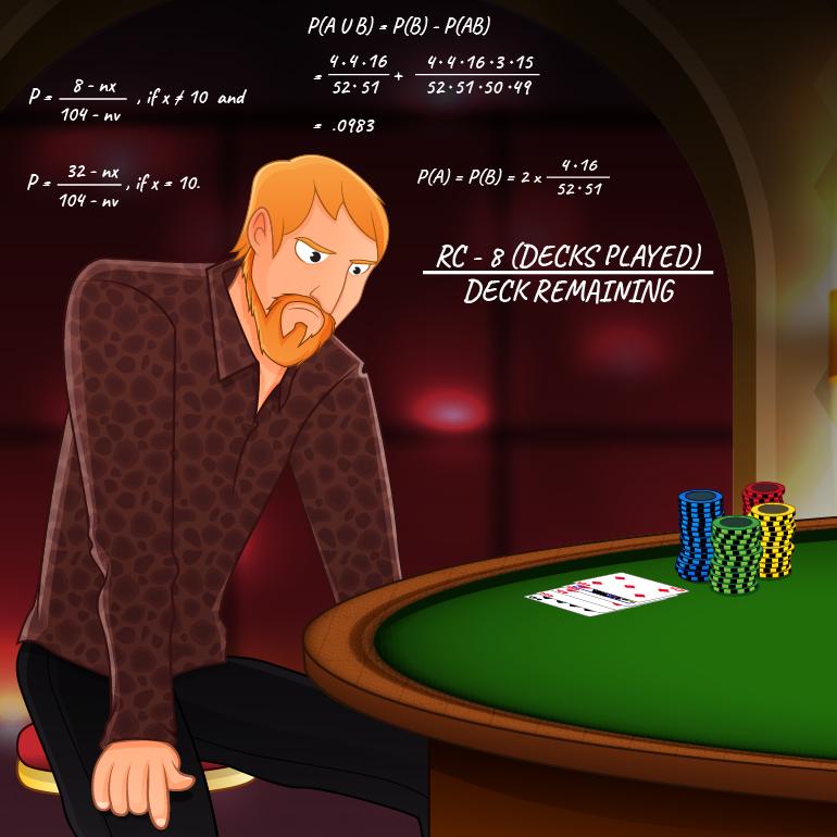 Professional Gambler Strategy -210809