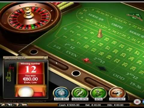 Progressive Betting System -776772