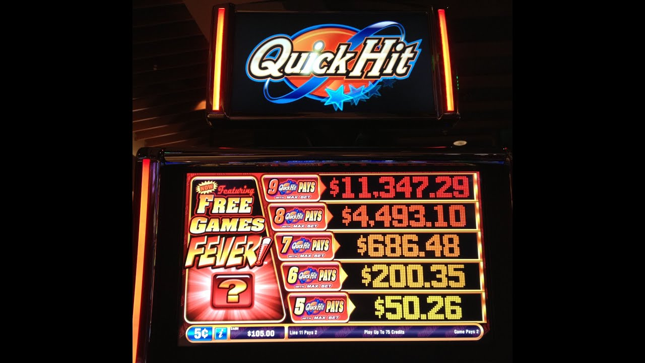 Quick Hits Slot -709065