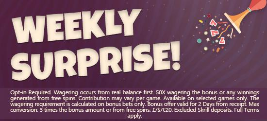 Rewards Weekly -79472