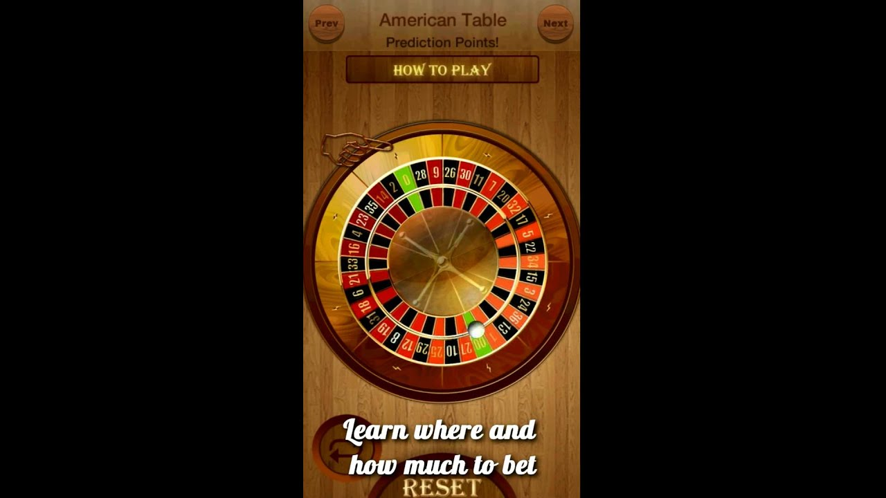 Roulette Prediction App -929485