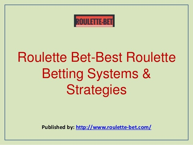 Roulette Strategy to -45549