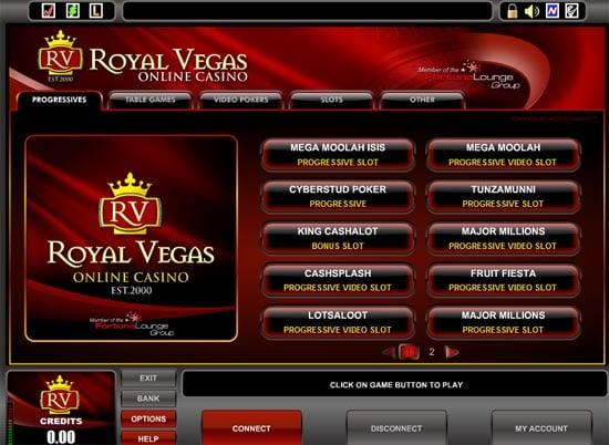Royal Vegas Casino -646364