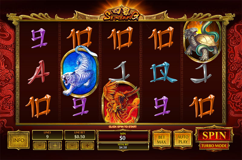 Si Ling Slot -232677