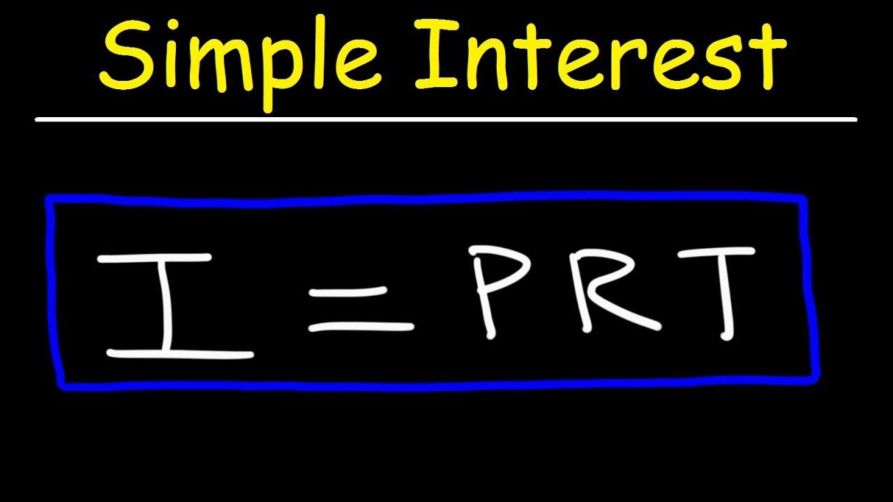 Simple Interest Calculator -389721