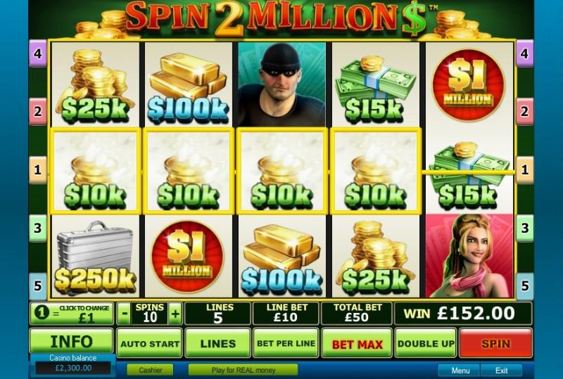 Slot Machine Bankroll -543576