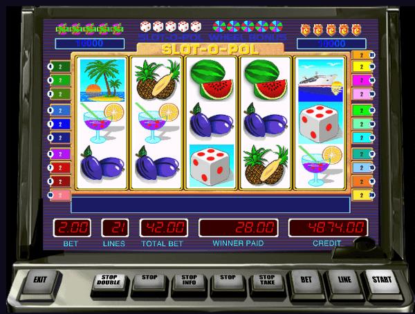 Slot Machine -900495