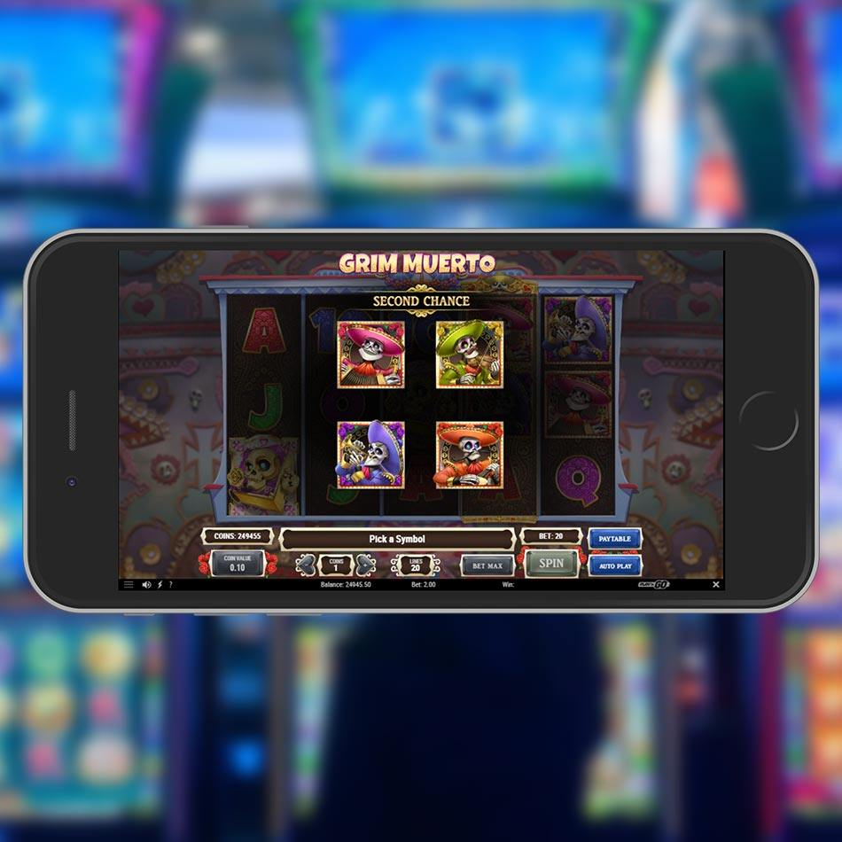 Slot Machine -71470