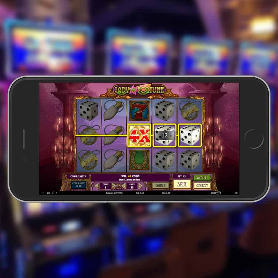 Slot Machine -535461