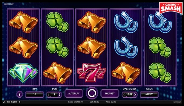 Slot Machine Bet -31299