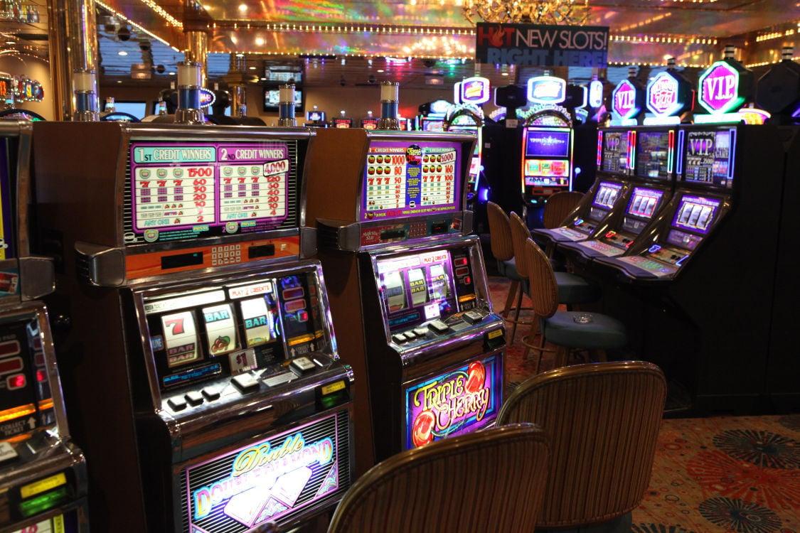 Slot Machine -811153