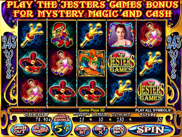 Slot Machine -848384