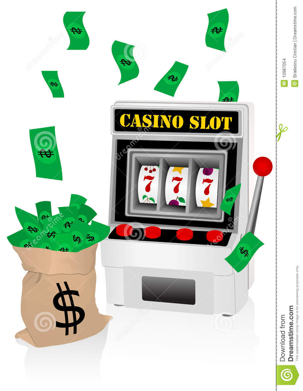 Slot Machine -434856