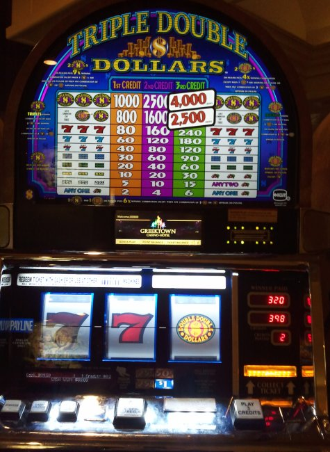 Slot Machine Odds -26312