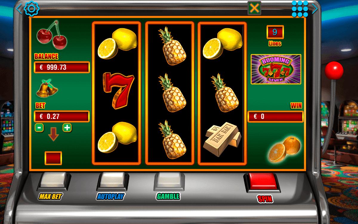 Slot Machine Payouts -77065