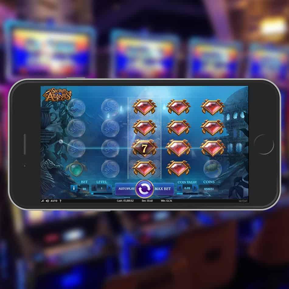 Slot Machine Secrets -631144