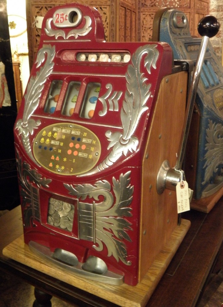 Slot Machines Pay -348329