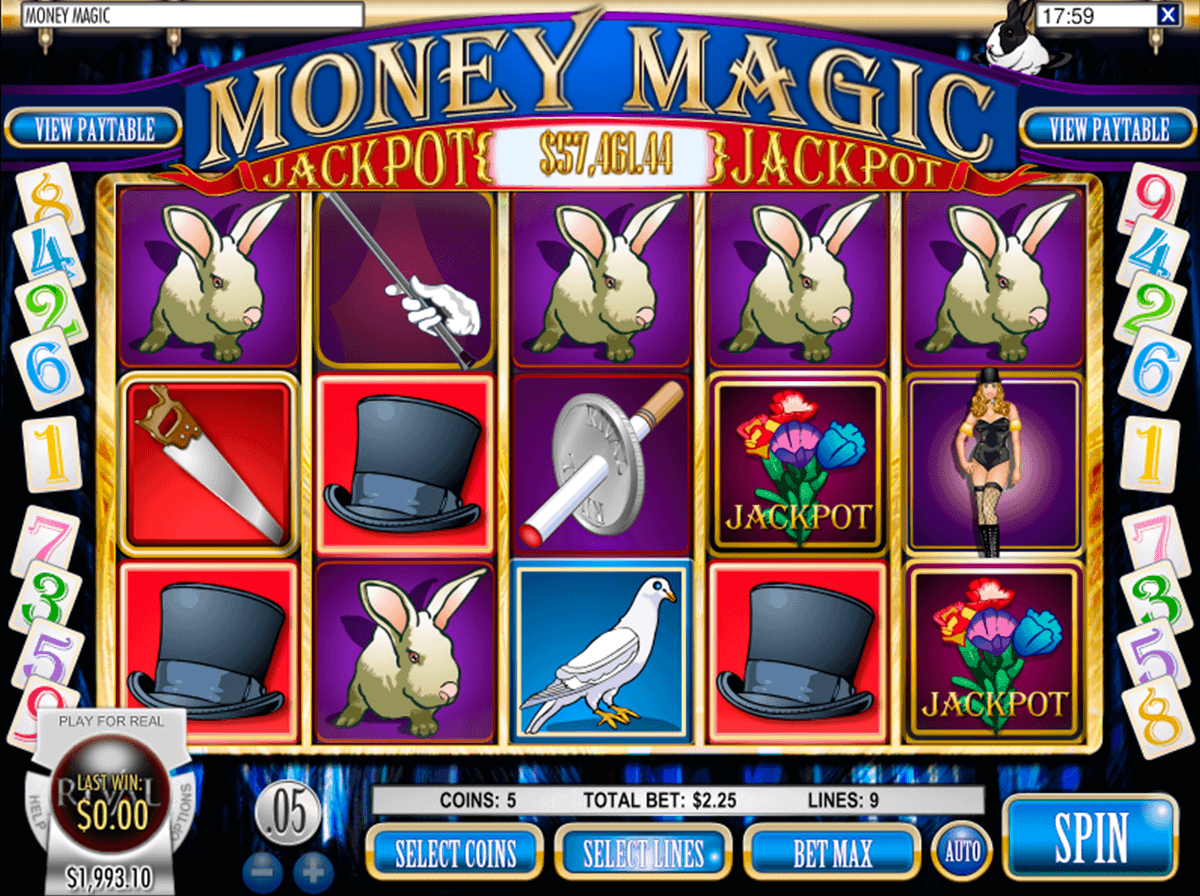 Slots Magic Slotmillion -273524