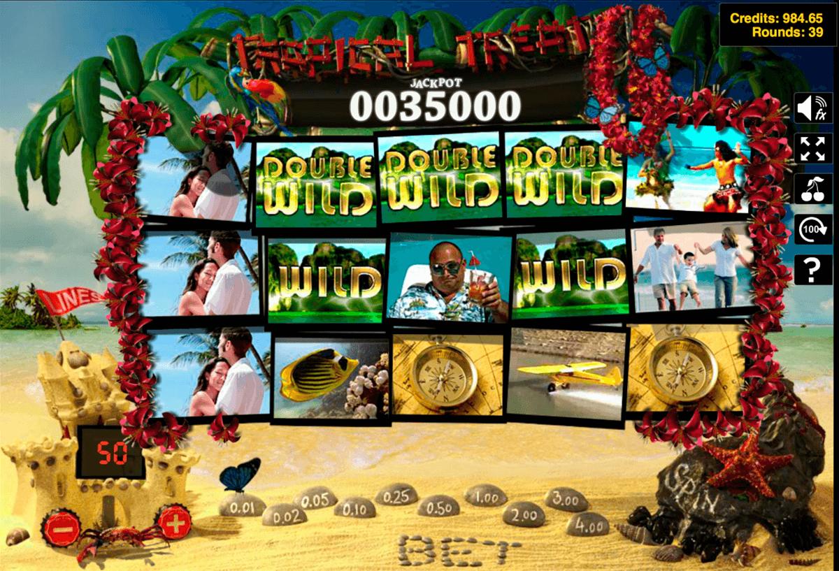 Tropic Reels -501810