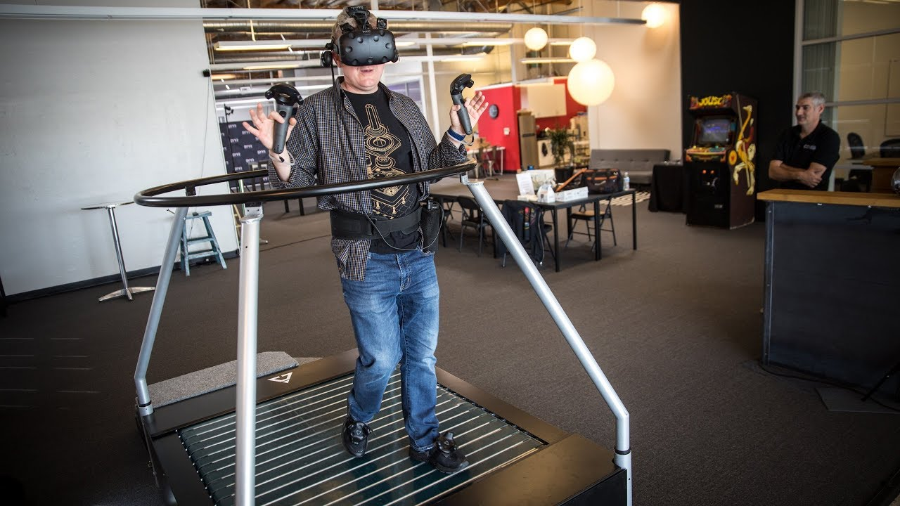 Virtual Reality -693827