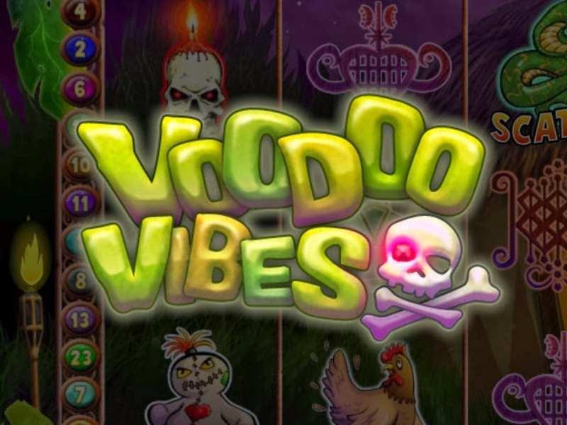 Voodoo Vibes Slot -345555