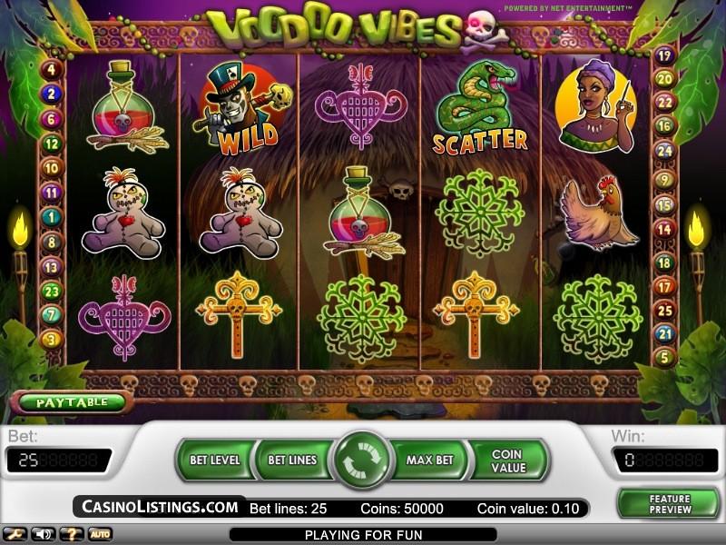 Voodoo Vibes -139813