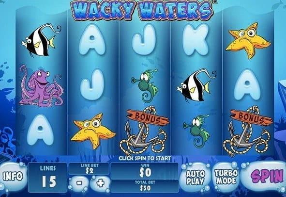 Wacky Waters -278699