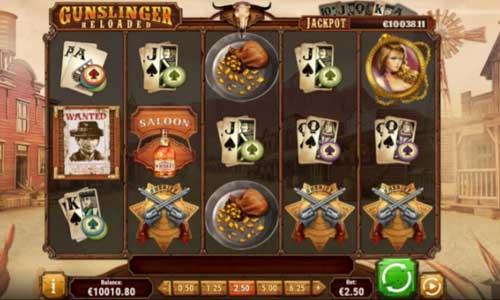 Western Slots Choosing -990134