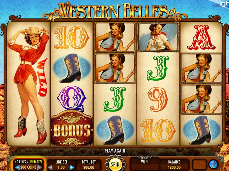 Western Slots Choosing -439413