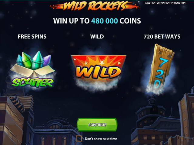 Wild Rockets -548341