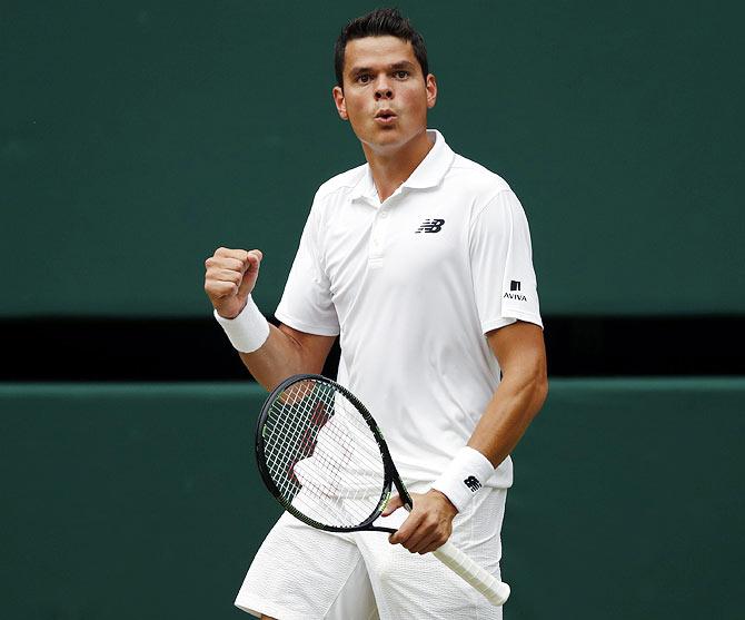 Wimbledon Favourites -547947