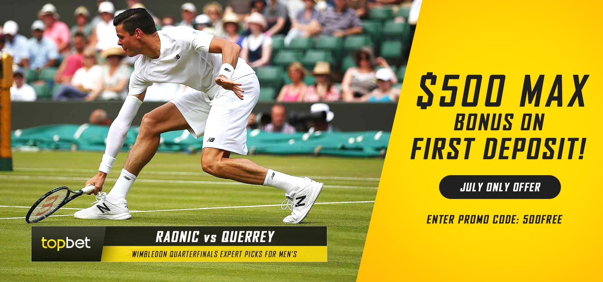 Wimbledon Odds -352383
