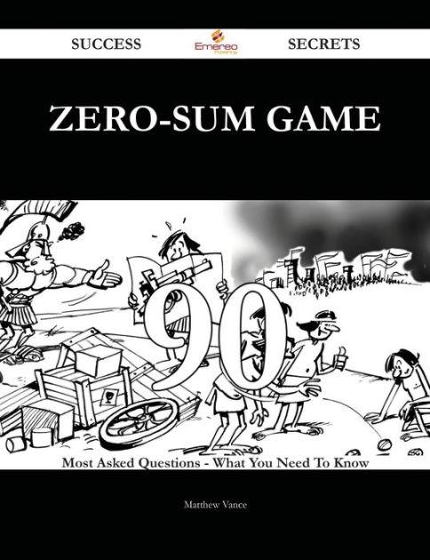 Zero Sum Game -380989